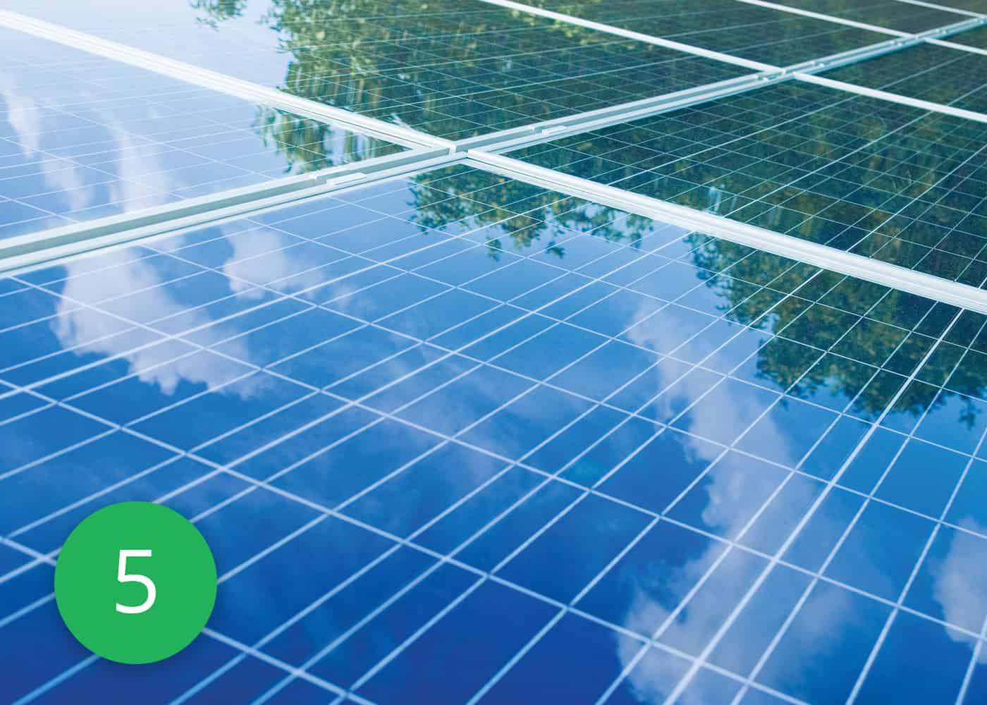 Take Advantage of Solar Energy